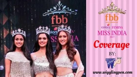 fbb Femina Miss India 2017