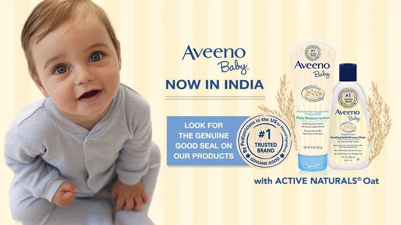 Aveeno Baby ~ Happy Baby