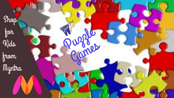 Puzzle Games by Myntra