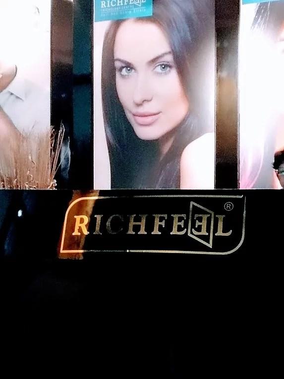 Aesthetic Hair Implants by RichFeel