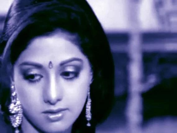 Chandni of Bollywood- Sridevi
