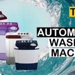 Best Semi-Automatic Washing Machines under 10000 Rupees