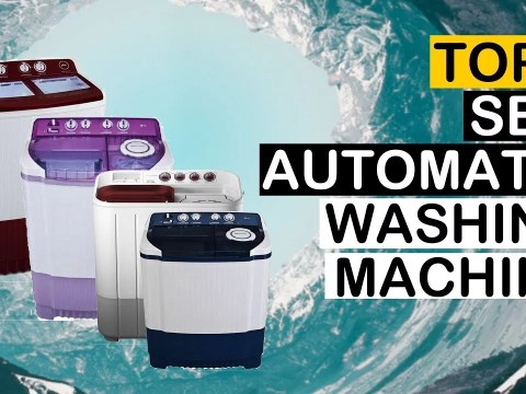 Best Semi-Automatic Washing Machines under 10000 Rupees