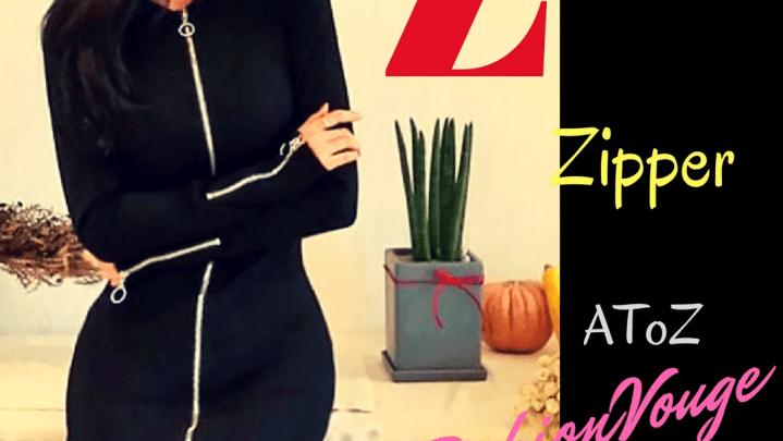 Zipper trend taking fashion to next level