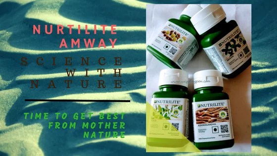 Nutrilite-Get best from Mother Nature