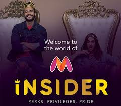 Be a Smart member with Myntra Insider