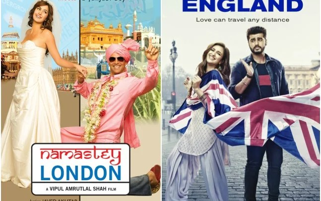The Connection Between Namastey London and Namastey England
