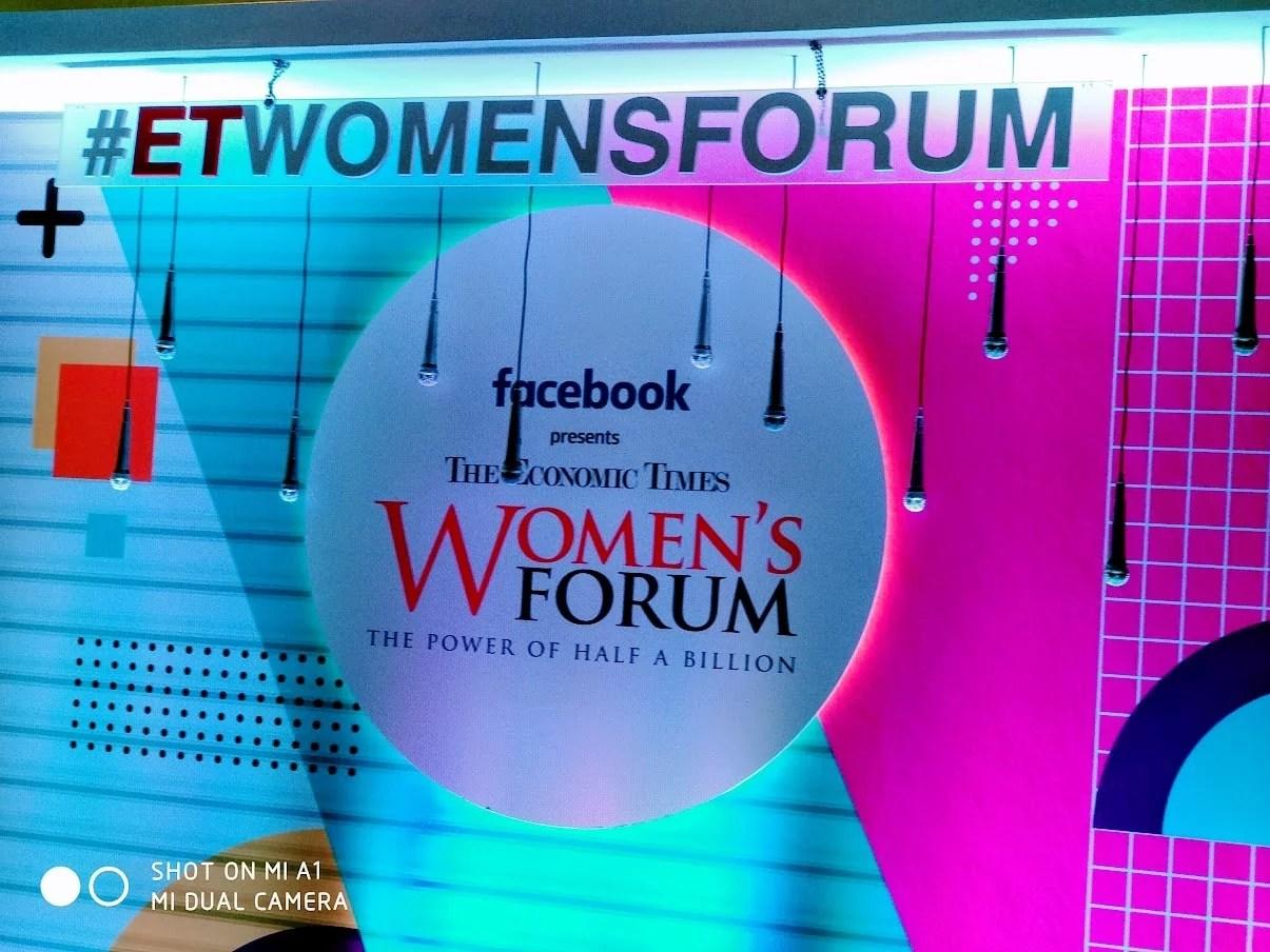The Power of Half A Billion- The Economic Times Women's Forum