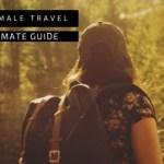 Solo Female Travel