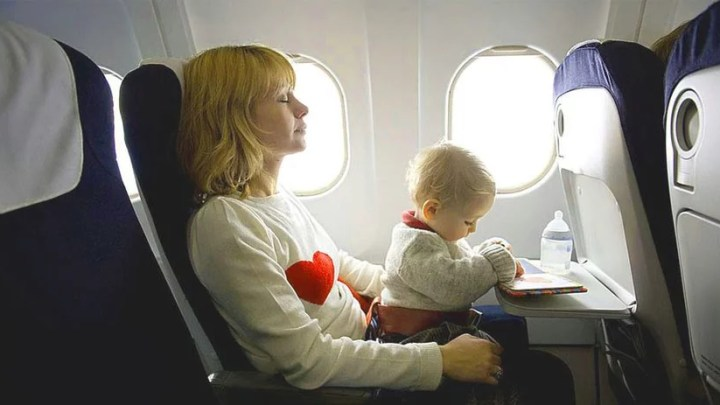 7 Tips for Traveling & Flying With an Infant