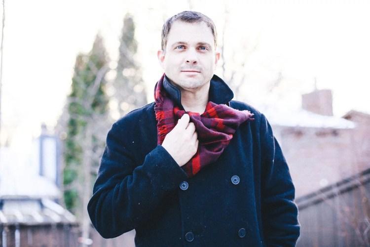 Men's winter fashion