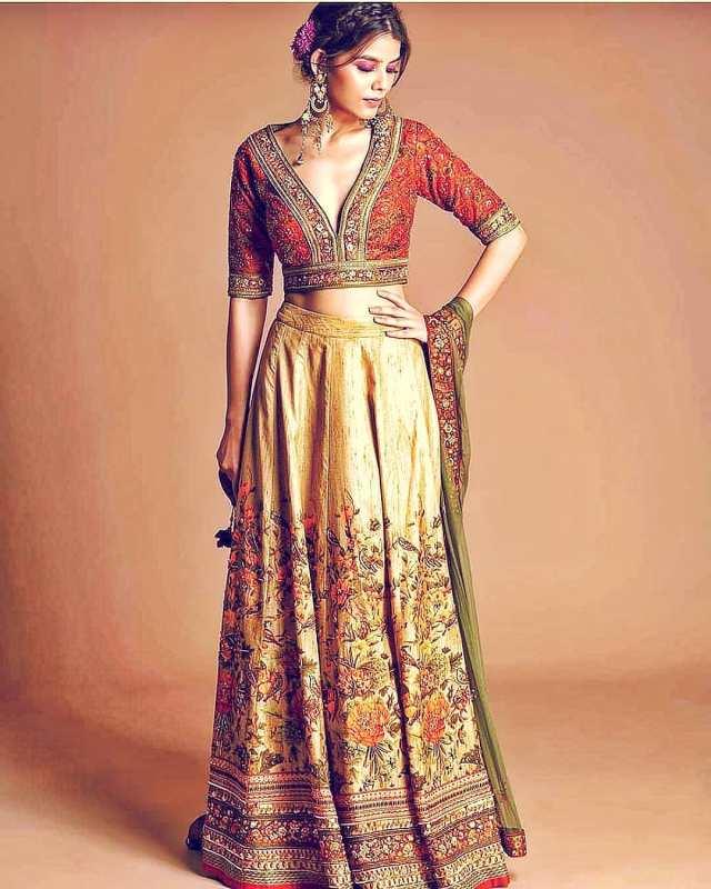Saree Blouse Design