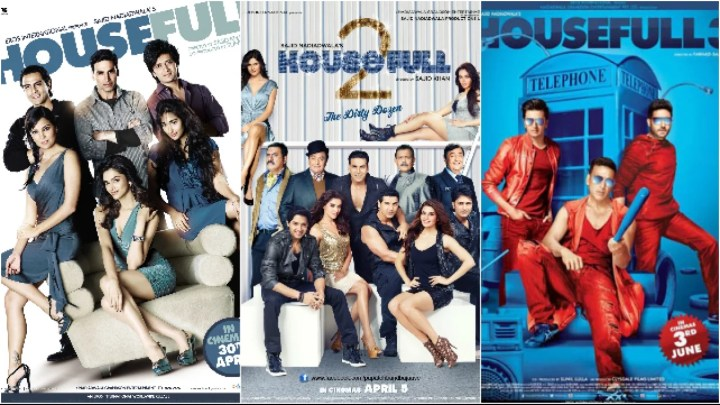 Housefull 1, 2 or 3: Which was the best in the series?
