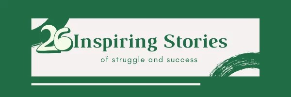 Theme Reveal- 26 Inspiring Stories