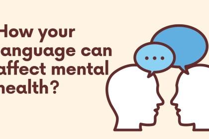 Language and mental health