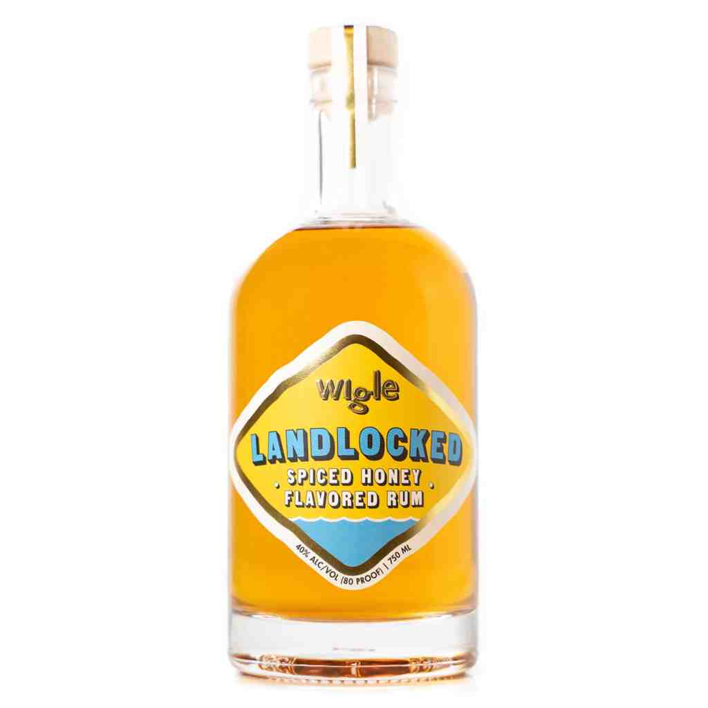 Wigle Landlocked Spiced Honey Rum