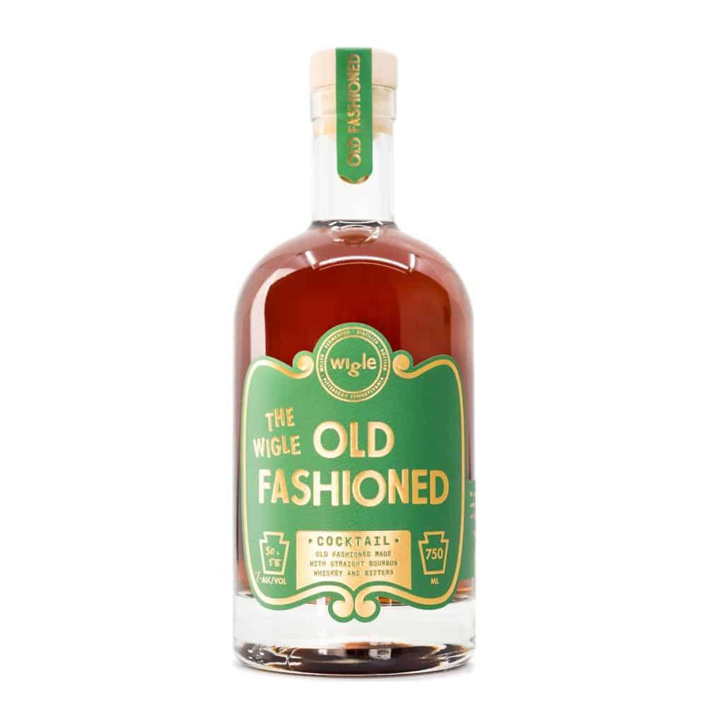 Wigle Bottled Old Fashioned