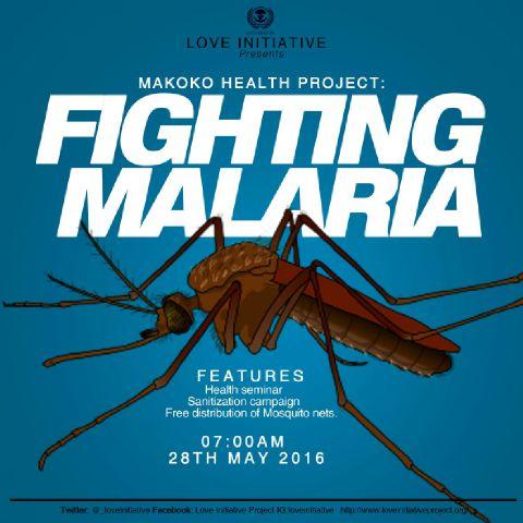 Love Project fight malaria