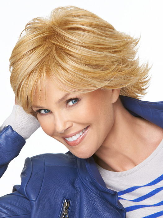 Christie Brinkley Special Edition Synthetic Short Wig