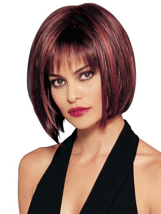 Cherry Cola Brown Hair Color