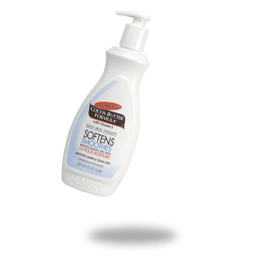 COCOA BUTTER FORMULA SOFTENS SMOOTHES DAILY SKIN THERAPY LOTION PUMP