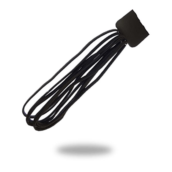 HAIR BANDS BLACK PACK OF 6