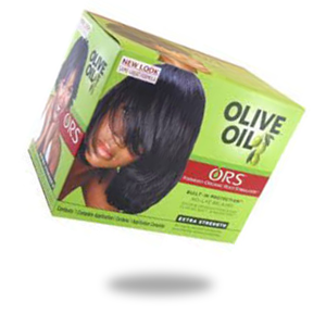 ORS OLIVE OIL NO LYE HAIR RELAXER- NORMAL