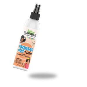 Taliah tangles out conditioner & detangler