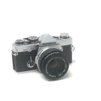 Olympus Om2n Camera vintage