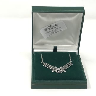 Kit Heath Silver Pendant