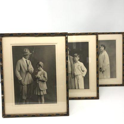 Speaight original Royal photographer photographs Set