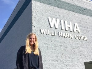 Wiha Tools International Internship Angela