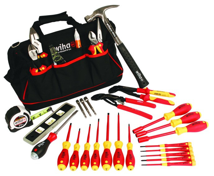 Journeyman Insulated Tool Set from Wiha Tools BIG DEAL