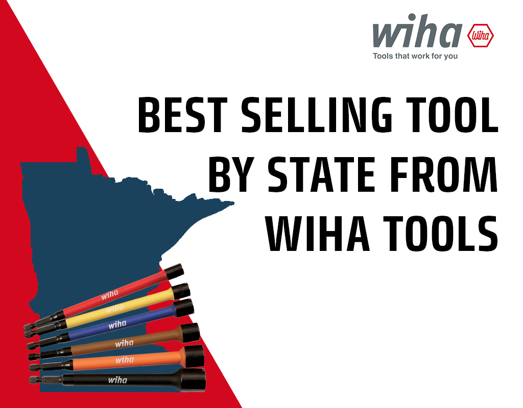 Best Selling Tool By State from Wiha Tools