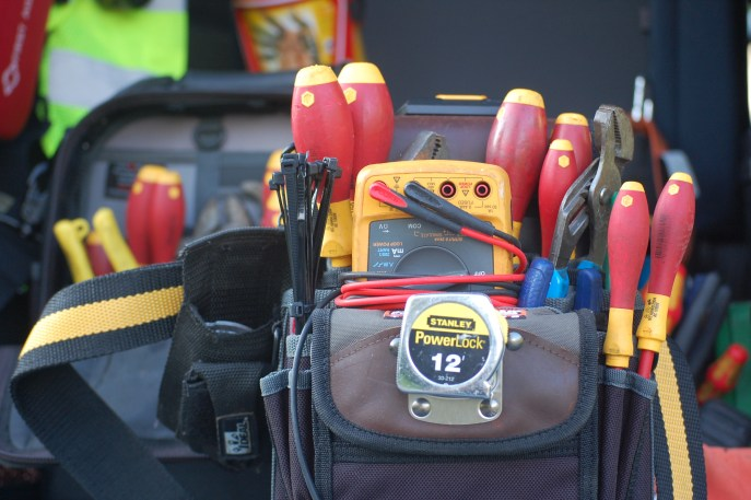Lower 48 Instruments Tool Bags with Wiha Insulated Drivers