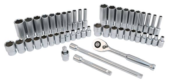 """49 Piece 1/4"""" Drive Socket Set from Wiha Tools on BIG DEAL from September to October"""