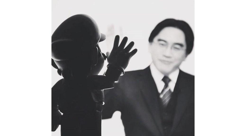 Satoru Iwata RIP