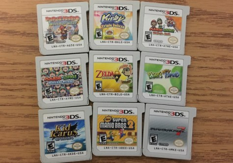 3ds cards