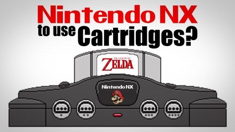 Nintendo NX to use cartridges 2