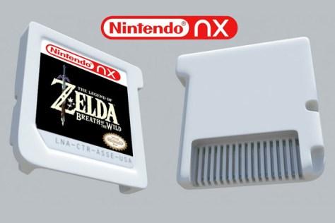 Nintendo NX to use cartridges