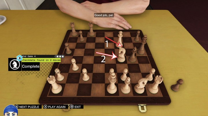 #Checkmate Level 4