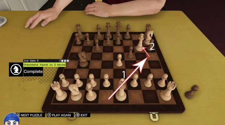 #Checkmate Level 8