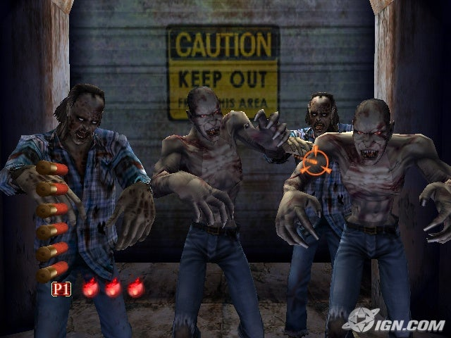 The House of the Dead 2 PC Game Free Download 103 MB