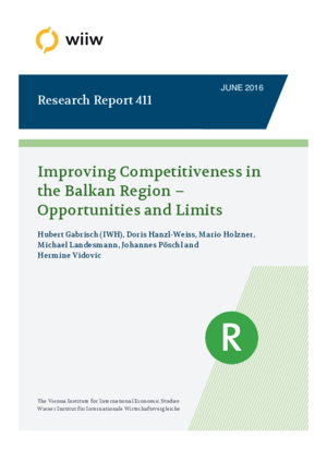 Improving Competitiveness in the Balkan Region ...