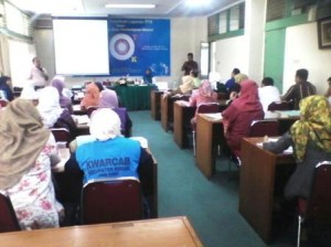 Workshop PTK di Wisma UNJ