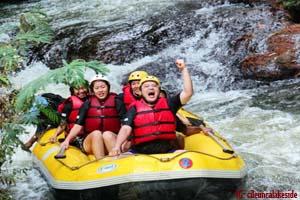 Rafting Bandung 2 Hari 1 Malam