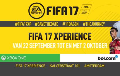 EA SPORTS EN AJAX OPENEN FIFA 17 XPERIENCE IN AMSTERDAM