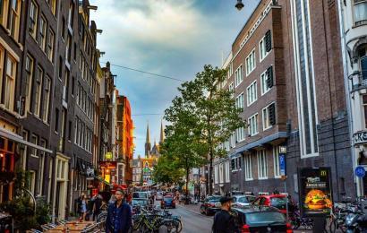 Waarom Amsterdam de ideale bestemming voor een expat is