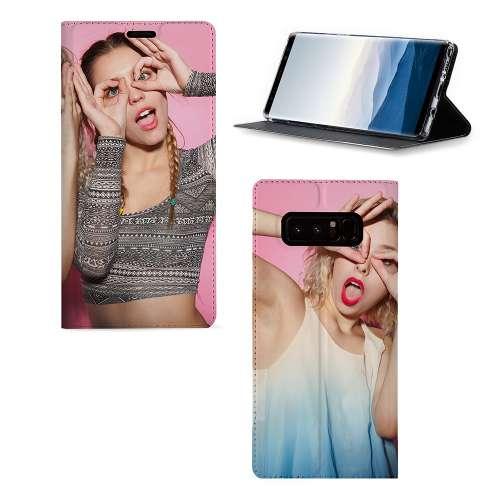 Samsung Galaxy Note 8 Telefoonhoesje Maken met Foto's