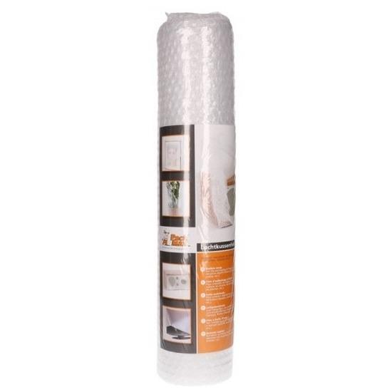 Verhuisfolie/bubbeltjes plastic 50 x 500 cm